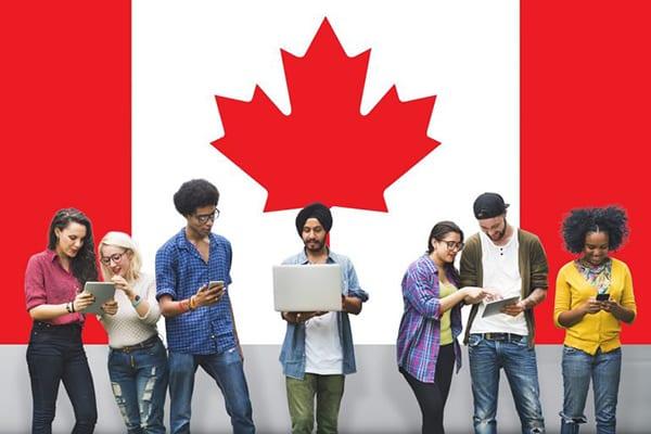Du học sinh Canada