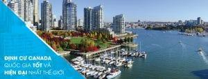 Cơ hội tốt để định cư Canada khi đi xuất khẩu lao động