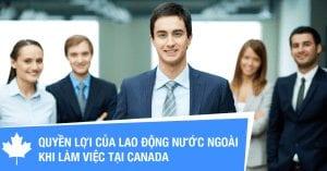 Thị trường lao động Canada cần thêm nguồn nhân lực nước ngoài