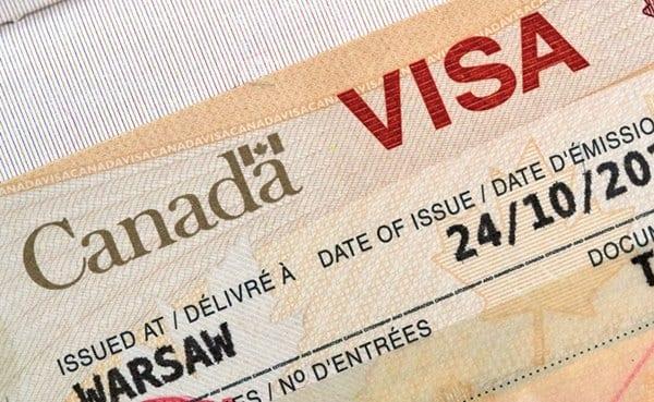 visa thương mại canada 10 năm