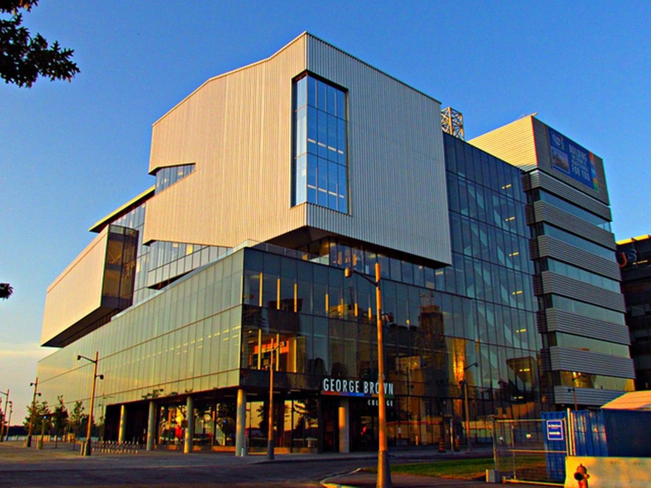 Trường Cao đẳng George Brown Canada