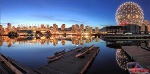 Đi Canada theo diện thương mại