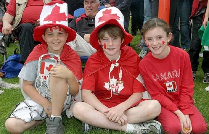 Du học Canada dưới 18 tuổi con phát triển nhanh hơn