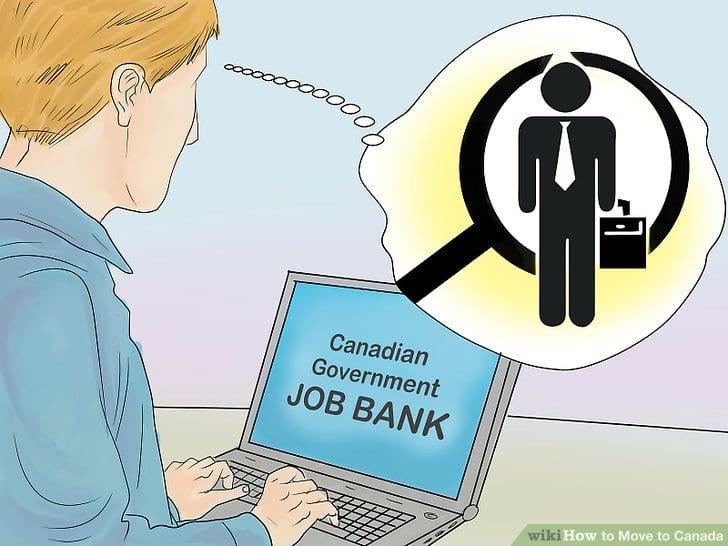 đi lao động Canada