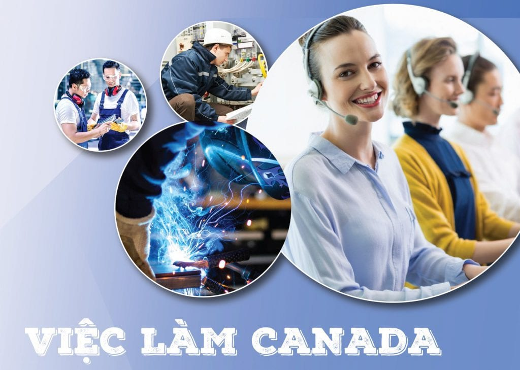 Lao động tay nghề cao Canada 2020