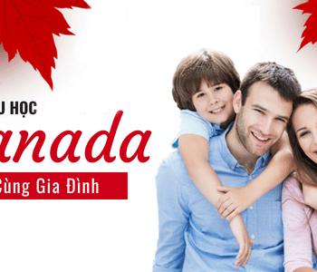 Đi du học canada vợ chồng