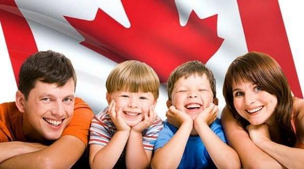 Bảo lãnh người thân sang Canada