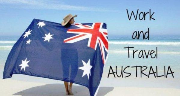 Giấc mơ làm việc tại Úc