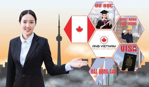 Lao động trung học phổ thông tại Canada qua công ty ANB Việt Nam