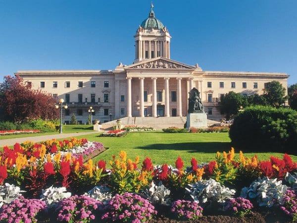 Nền kinh tế của tỉnh bang Manitoba ngày càng phát triển