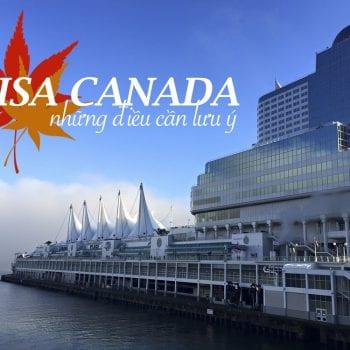 xin visa sang Canada