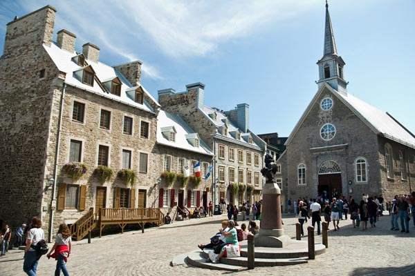 Tỉnh bang Quebec có tiềm năng xuất khẩu sản phẩm trên thế giới