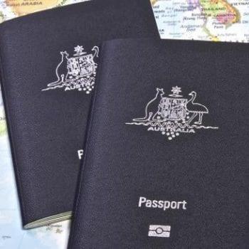 xin visa Úc thăm thân