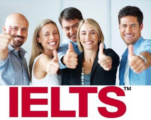 Trình độ tiếng Anh cần đạt band điểm IELTS tối thiểu 4.5