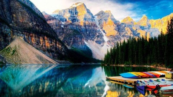 Canada - Vùng đất vạn người mê
