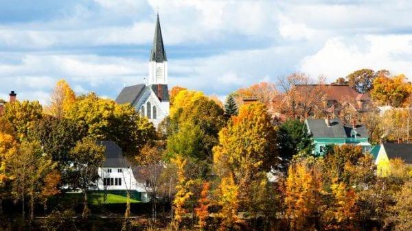 Định cư New Brunswick