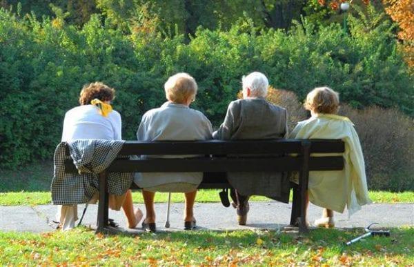 Nước Úc hiện nay đang đối mặt với tình hình già hóa dân số