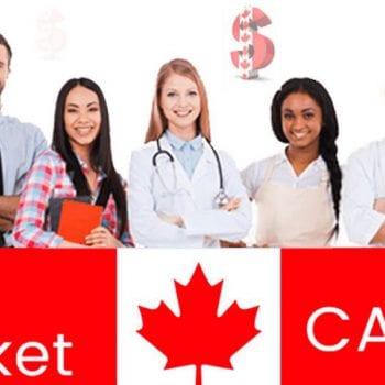 những ngành nghề dễ có việc làm ở Canada