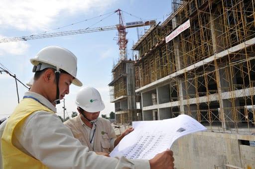 Ngành xây dựng được đánh giá là ngành có công việc ổn định và thu nhập cao