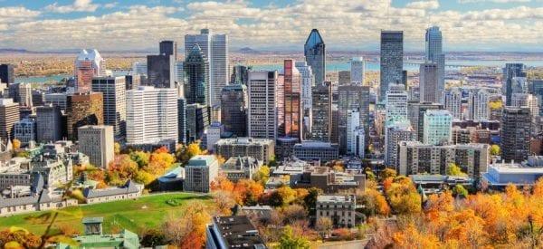 Số lượng người nước ngoài định cư tại Montreal khá đông đảo