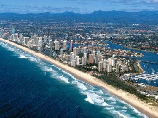 Úc là một nước có nền du lịch phát triển