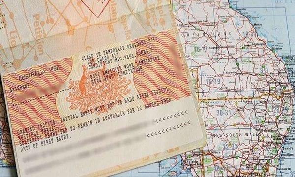Visa lao động úc