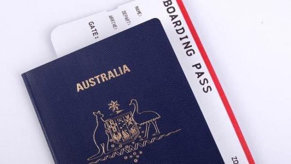 Visa thương mại Úc