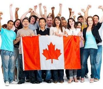 xuất khẩu Canada