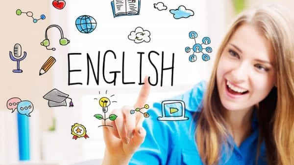 Tiếng Anh là ngôn ngữ chính được sử dụng ở châu Âu