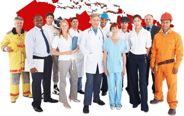 Canada thu hút nhiều người lao động nước ngoài đến làm việc