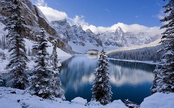 Mùa đông Canada