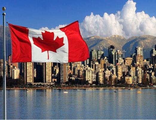 Canada là một trong các nước khuyến khích nhập cư