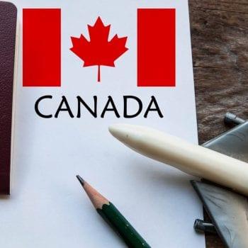 thẻ xanh Canada