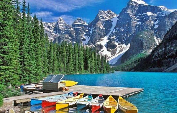 đất nước canada