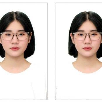cách chụp ảnh làm hộ chiếu
