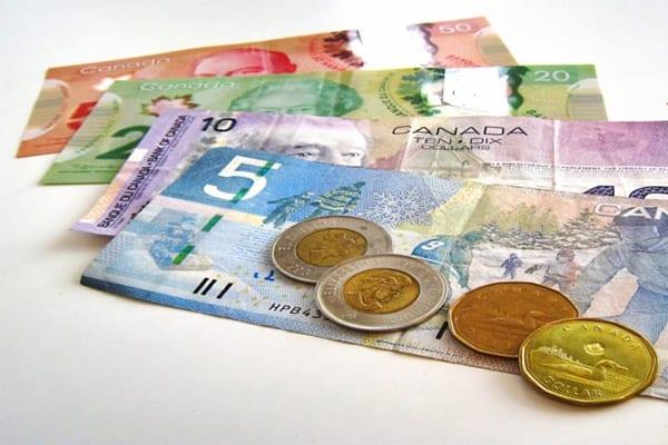 Tỷ giá đô la Canada
