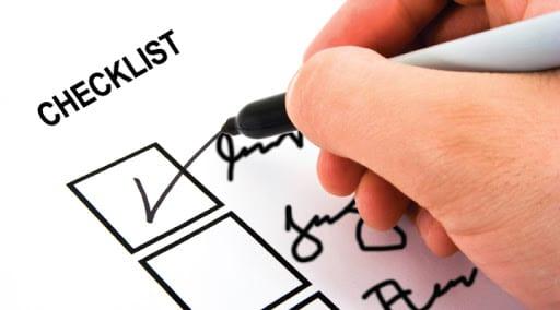 checklist hồ sơ du học Canada