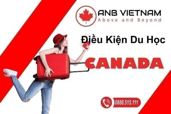 Điều kiện du học đại học Canada