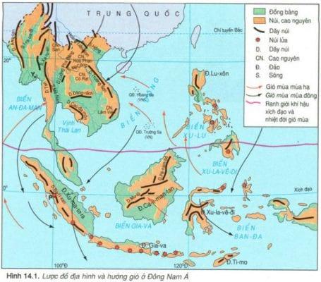 khí hậu malaysia