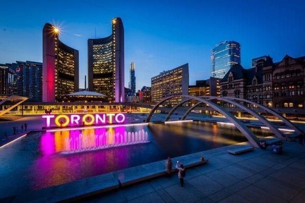 Khám phá 7 điều thú vị về thành phố Toronto Canada