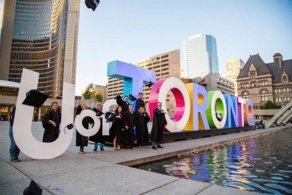 Thành phố Toronto sở hữu nhiều trường đại học danh tiếng