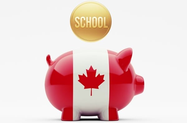 Học phí với sinh viên quốc tế ở Canada đang tăng