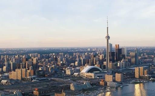 Toronto được coi là trung tâm tài chính của Canada