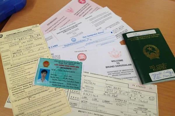 Chuẩn bị hồ sơ thật đầy đủ để có thể giảm chi phí xin visa