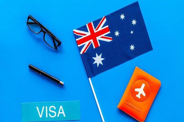 hồ sơ visa du lịch úc