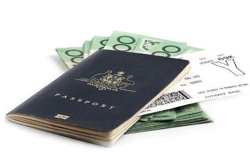 hồ sơ xin visa du lịch úc