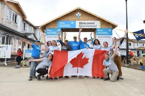 Canada có môi trường sống lý tưởng