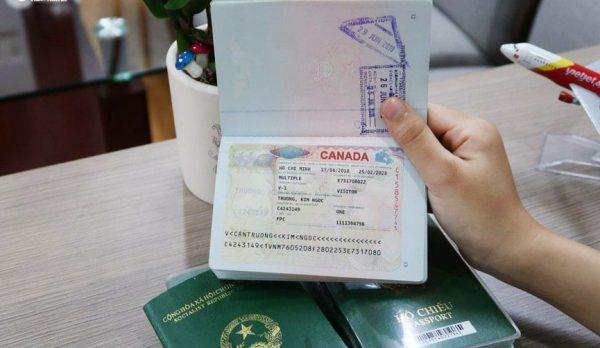 Thời gian lưu trú phụ thuộc vào hồ sơ xin visa