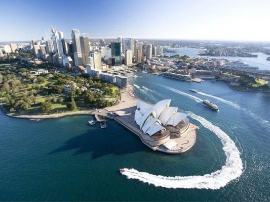 Xin visa đi du lịch nước Úc xinh đẹp