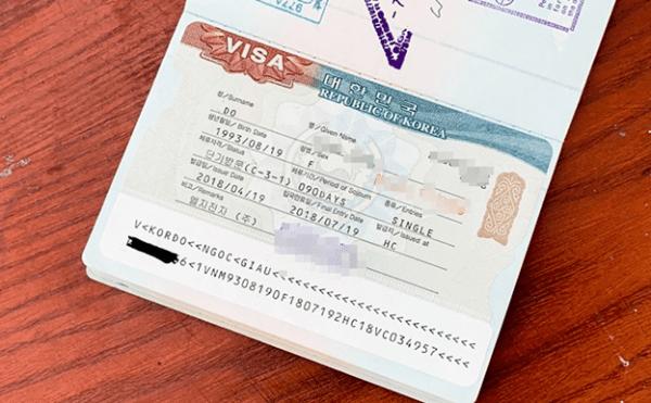 visa hàn quốc miễn phí, xin visa hàn quốc miễn phí, visa hàn miễn phí